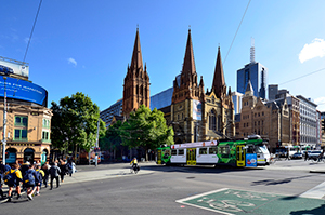Melbourne City Guide