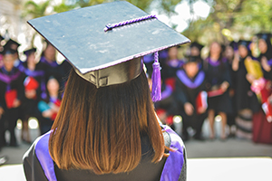 Study UK - Graduation