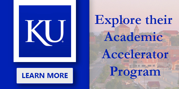 University of Kansas Academic Accelerator