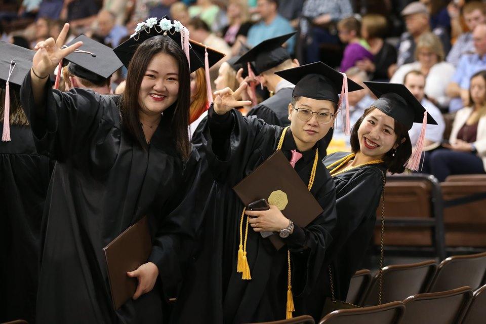 Bgsu Graduation 2020.Bowling Green State University Ohio Usa College And