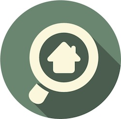 where to find housing icon