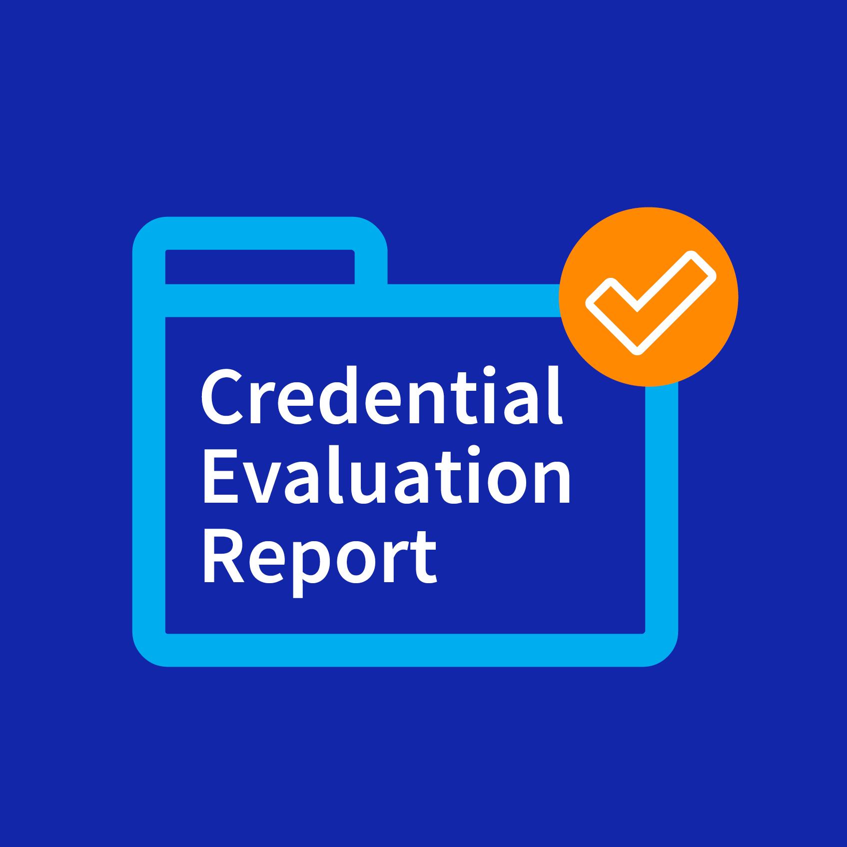 credential evaluation image