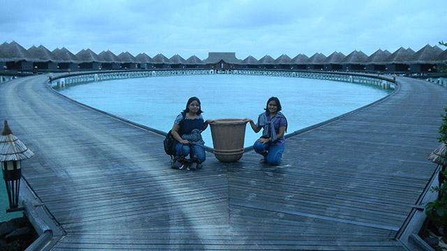 Resort of Paradise Maldives