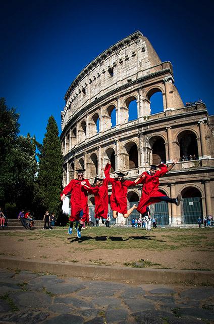A Roman Celebration
