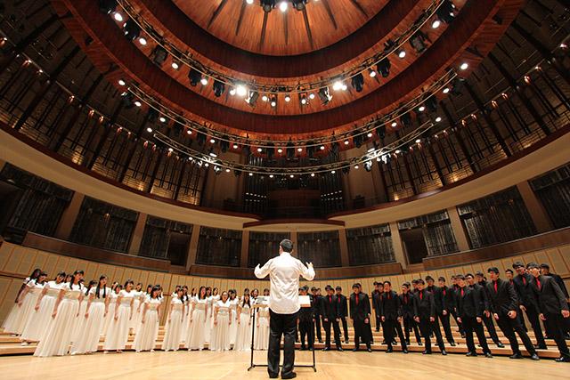 Victoria Junior College's Choir Concert