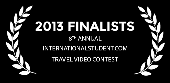 2013 Video Contest Finalists