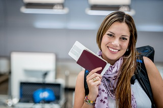 student with visa