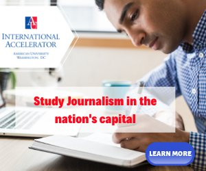 Study Journalism in the US