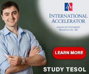 Study TESOL in the US