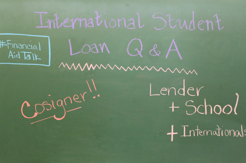 International Student Loan - Question and Answer Session